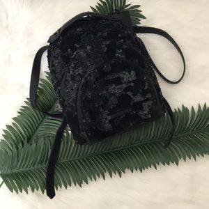 NWT Kendall + Kylie Sequin Mini Backpack